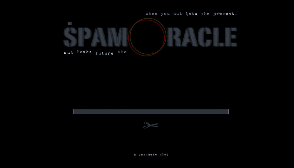 the spam oracle